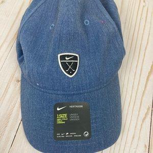 Nike Heritage86 Dri-fit NWT Blue Hat